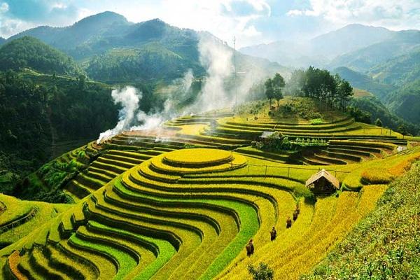 Du Lịch Tây Bắc (Hà Nội – Mai Châu – Sơn La – Điện Biên – SaPa – Lào Cai – Hà Nội)