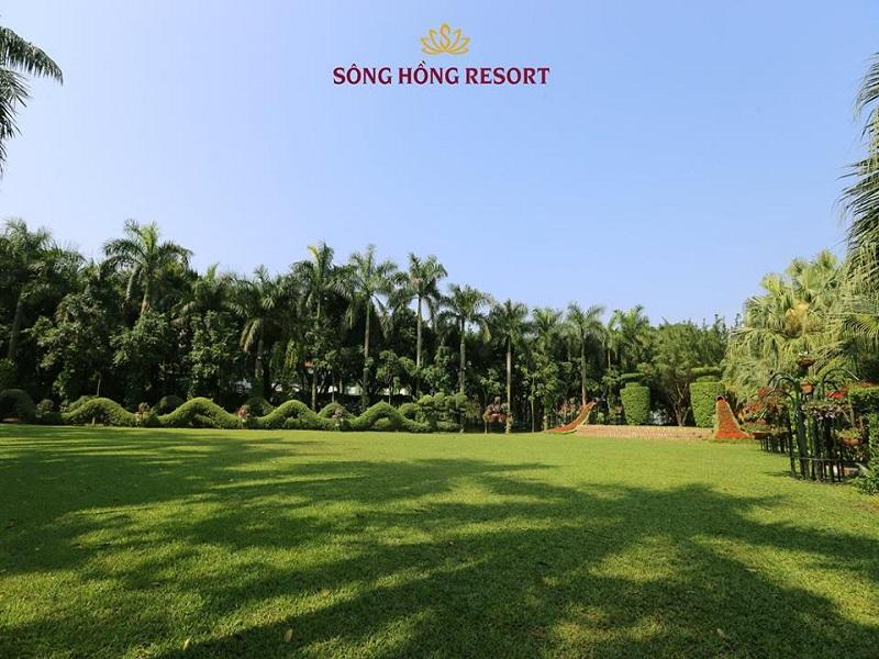 Cho Thuê Xe Đi Sông Hồng Resort Vĩnh Yên Vĩnh Phúc